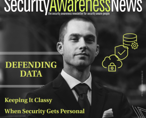 Monthly Security Newsletter - Defending Data