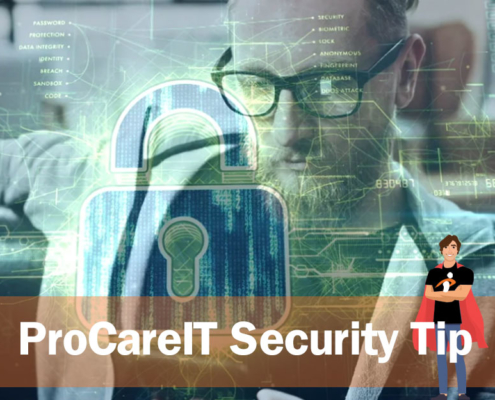 Security Tip 3 Tips to Prevent Hackers