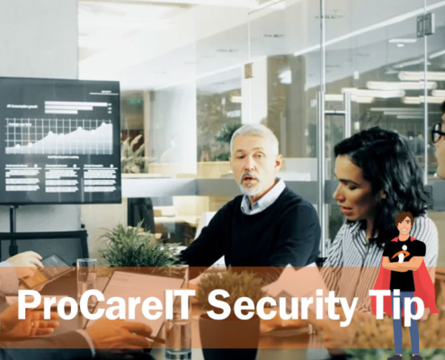 ProCare IT Security Tip Avoid Android Malware