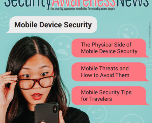 ProCare IT - Monthly - Mobile Device Security