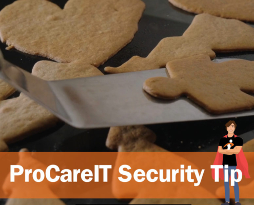 ProCare IT Browser Cookies