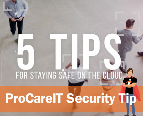 Security Tip Stay Safe in the Cloud
