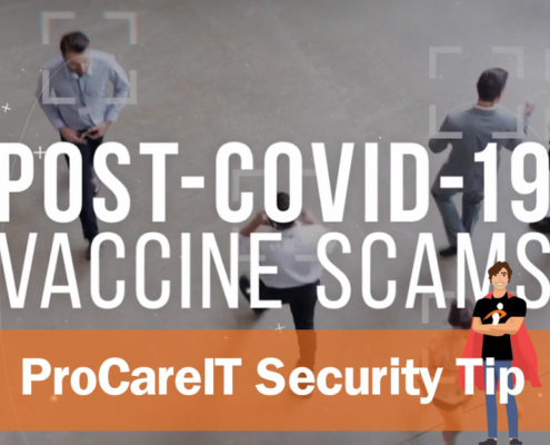 Security Tip Post Covid