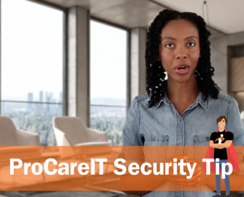 Security Tip Tax Scams