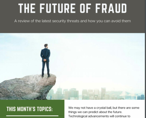 MOnthly Security - The Future of Fraud
