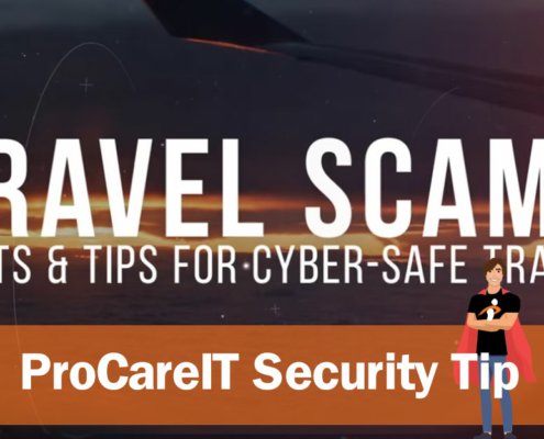 Security Tip Fact and Tips for Cyber-Safe Travel